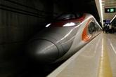 Hong Kong ouvre une nouvelle gare pour relier la Chine