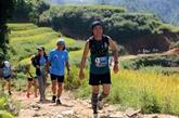 Plus de 3.100 coureurs au marathon des montagnes du Vietnam 2018