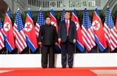 Donald Trump est prêt à rencontrer à nouveau Kim Jong Un