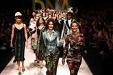 Mode à Milan: Monica, Carla et le retour de Fila...