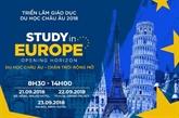 Salon détudes en Europe 2018: lEurope, cest parti