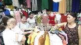 Inauguration du marché nocturne de la ville de Dông Hà financé par le Japon