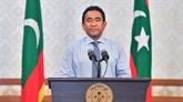 Maldives: lhomme de fer Abdulla Yameen lâche le pouvoir