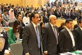À Genève, une minute de silence en mémoire du président Trân Dai Quang