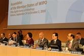Le Vietnam participe à la 58e session de l'Assemblée générale de l'OMPI
