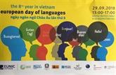 La 8e Journée européenne des langues, le 29 septembre à Hanoï