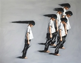Exposition collective d'œuvres d'artistes vietnamiens à New York