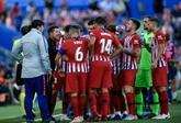 Espagne: l'Atlético en quête de podium avant le derby