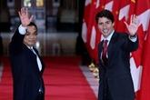 La Chine et le Canada défendent le multilatéralisme et l'ordre commercial régulé