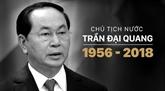 Le président Trân Dai Quang