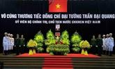 Funérailles nationales pour le président Trân Dai Quang