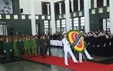 Décès du président Trân Dai Quang: condoléances au Vietnam
