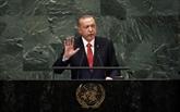 La guerre commerciale nuit à l'humanité, selon le président turc