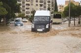 Algérie: plusieurs zones inondées par les eaux pluviales à Ouargla