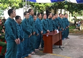 Quinze condamnations pour troubles à l'ordre public à Binh Thuân