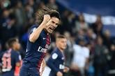 Ligue 1: Cavani porte Paris, Germain soulage l'OM, Dembélé assomme Dijon