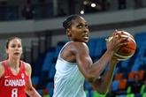 Basket: les Françaises s'offrent un quart contre la Belgique au Mondial