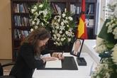 Cérémonies en mémoire du président Trân Dai Quang dans plusieurs pays