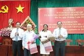 Célébration des 55 ans du Comité cubain de solidarité avec le Sud Vietnam