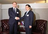 Mobilisation des pays pour soutenir la candidature du Vietnam au Conseil de sécurité