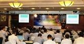 Forum sur le système micro-électro-mécaniques à Hô Chi Minh-Ville