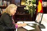 Des activités en mémoire du président Trân Dai Quang aux États-Unis et au Chili