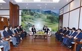 Vietnam - Chine: renforcement de la confiance politique entre les deux Partis communistes