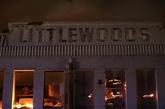 Un célèbre bâtiment Art déco de Liverpool touché par un violent incendie