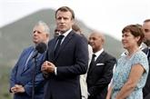 Européennes: Macron va