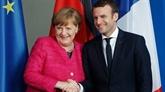 Macron rencontrera Merkel à Marseille