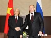 Nouvel élan du partenariat stratégique intégral Vietnam - Russie