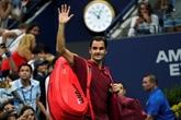 US Open: désillusion majuscule pour Federer, battu par le 55e mondial