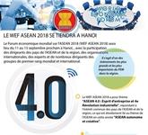 Programme du Forum économique mondial sur l'ASEAN 2018