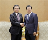 Vietnam - Japon: la coopération renforcée dans l'économie et la science maritime