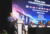 Le Vietnam assiste à la 39e Assemblée générale de l'AIPA à Singapour