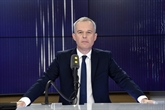 François de Rugy succède à Nicolas Hulot à l'Écologie