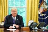 Trump exprime son soutien à l'Argentine pour surmonter ses difficultés budgétaires