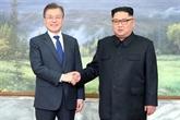 La délégation spéciale sud-coréenne part pour la RPDC