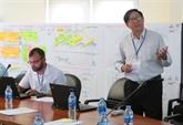 Des chercheurs britanniques aident le delta du Mékong à résoudre des défis