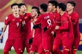 Le Premier ministre décerne le satisfecit à l'équipe olympique de football masculin du Vietnam