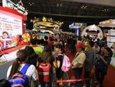 Activités de Vietjet Air à la Foire internationale sur le tourisme de Hô Chi Minh-Ville