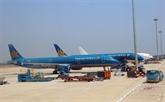 Typhon Jebi: Vietnam Airlines et Jetstar Pacific annulent des vols vers le Japon