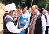 Le PM Nguyên Xuân Phuc: le ginseng de Ngoc Linh est un trésor du Vietnam