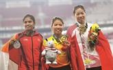 ASIAD 18: une médaille d'or historique pour l'athlétisme vietnamien