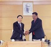 Promotion des échanges d'amitié Vietnam - Inde