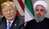 Le président Trump annonce qu'il pourrait rencontrer Rohani à l'ONU