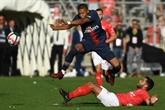 PSG: Mbappé suspendu trois matches ferme