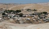 Les Palestiniens essaient d'empêcher la démolition d'un village par Israël près de Jérusalem-Est