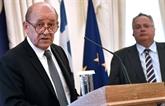 La Grèce et la France conviennent de plusieurs initiatives pour faire face à la question des migrants