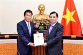 Prolongation du mandat de l'ambassadeur spécial Vietnam - Japon